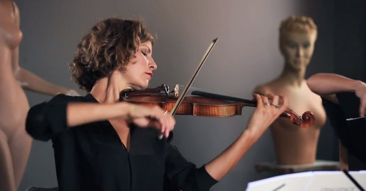 I love this as a walk out song What a Wonderful World - Stringspace - String Quartet
