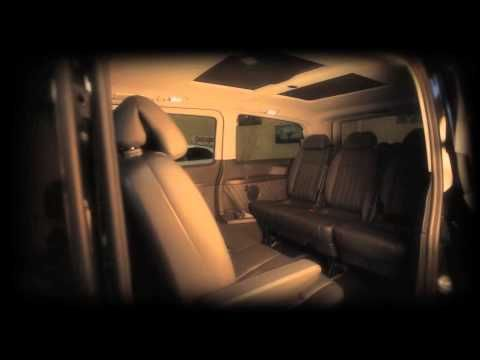 Mercedes Benz Grand Edition Viano- Group Transport Perth - So Cal Limos