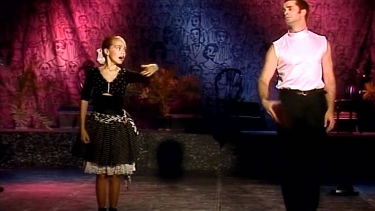 Lucie Vondráčková - Hříšný tanec