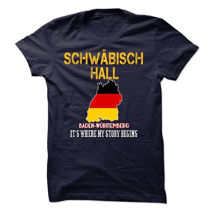 SCHWABISCH HALL-- Its Where My Story Begins!