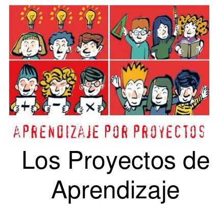 Aprendizaje por Proyectos: Los Proyectos de Aprendizaje - Inevery Crea