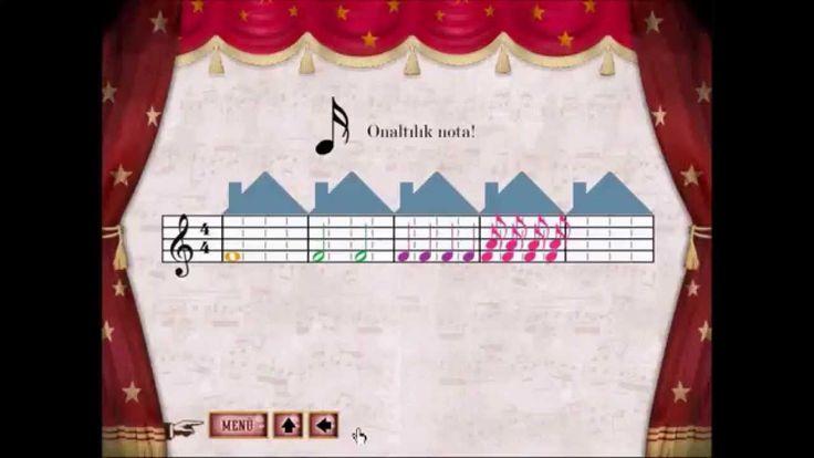 Temel Müzik ve Nota Bilgisi Ölçü (Çizgisi) Nota Degerleri Ve İsimleri Ne...