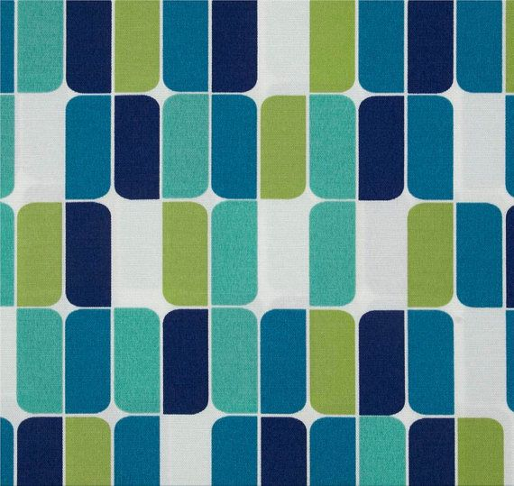 84 best Fabric: blue & green images on Pinterest | Green fabric ...