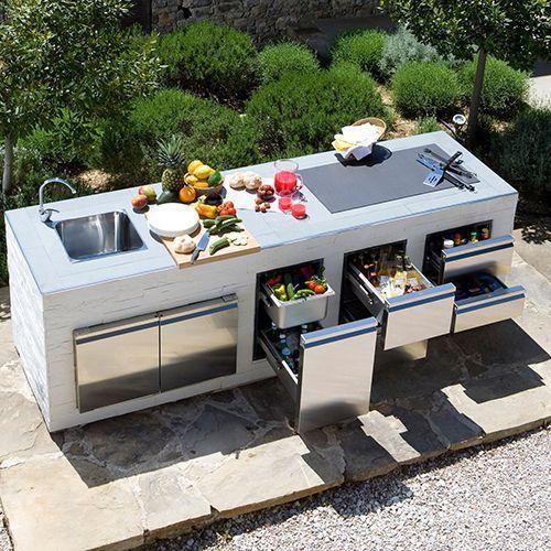 Trend Outdoor Küche – unser Ratgeber gibt alle Tipps rund um die Planung, den Bau und den Kauf einer Outdoorküche. Jetzt unseren Außenküchen Service n   – Mike Schnelle