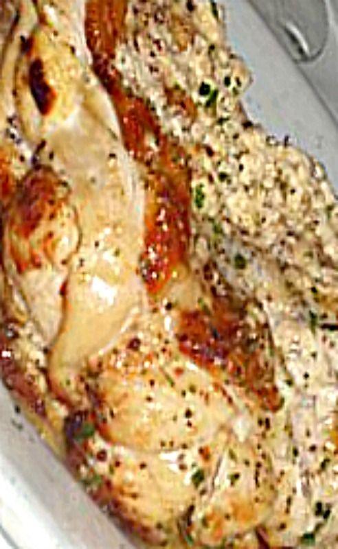 Copycat recipe Ruth's Chris Cheese Stuffed Chicken