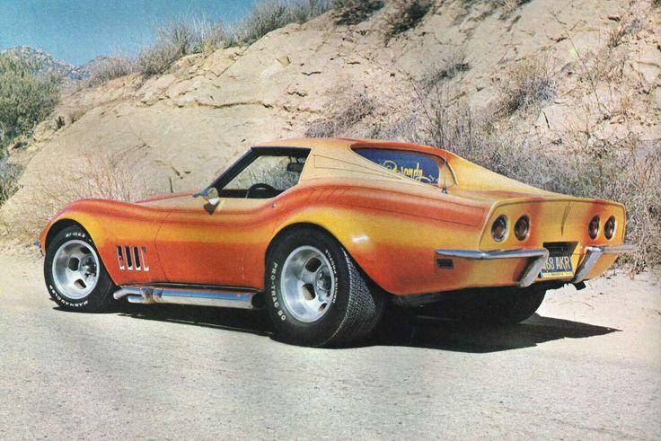70 Style Custom Corvette Bing Images Corvettes 1969