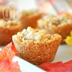 Mini Apple Tarts @ allrecipes.com.au