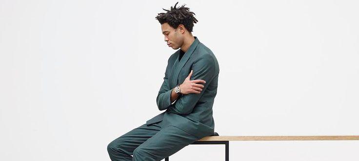 Charlie Casely-Hayford Breaks Down Your Spring Wardrobe Essentials - http://www.fashionbeans.com/2016/charlie-casely-hayford-spring-wardrobe-essentials/