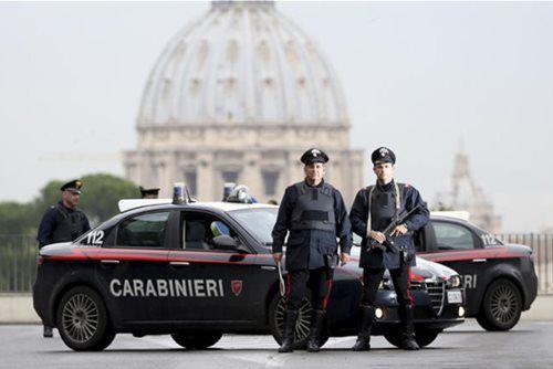 Η Ιταλία είναι «πέρασμα» για τους τρομοκράτες
