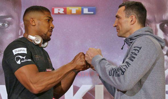 Anthony Joshua v Wladimir Klitschko: Latest betting odds for Wembley fight