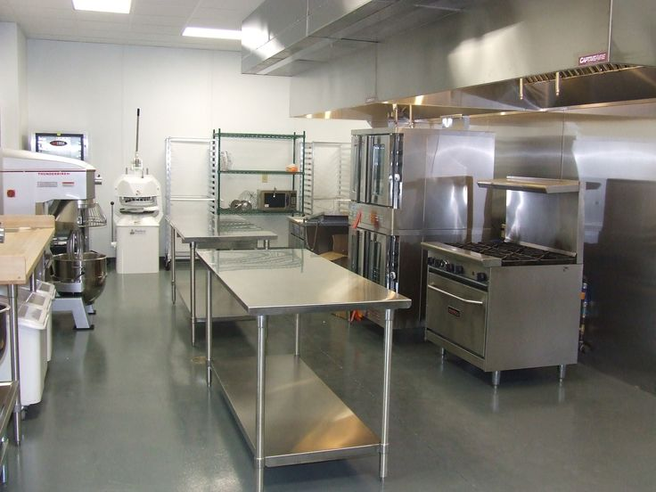 Gentil Bakery Kitchen Design Style