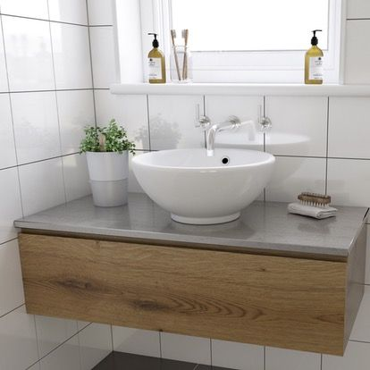 Rydal countertop basin