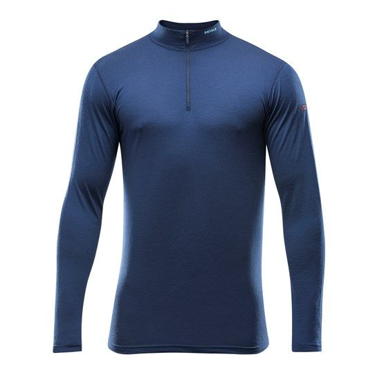 Breeze man half zip neck - Mistral - Devold of Norway