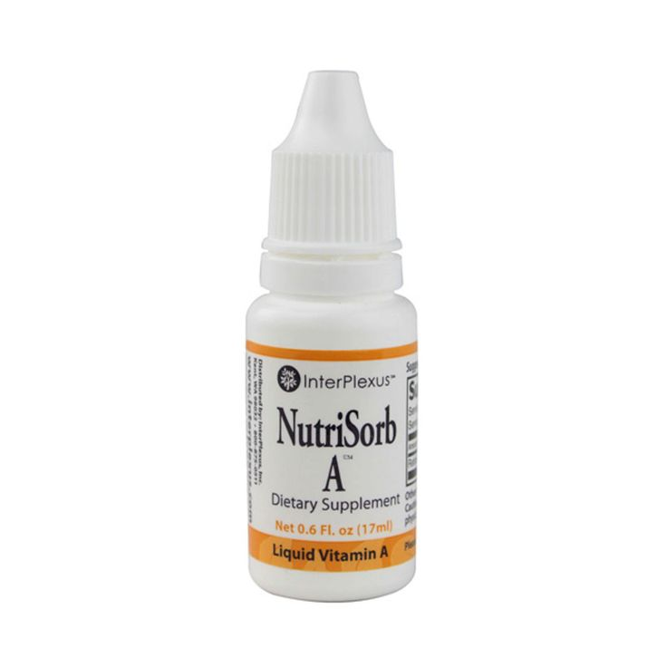 Vitamin A Drops ~ Apply to ankles for best absorption
