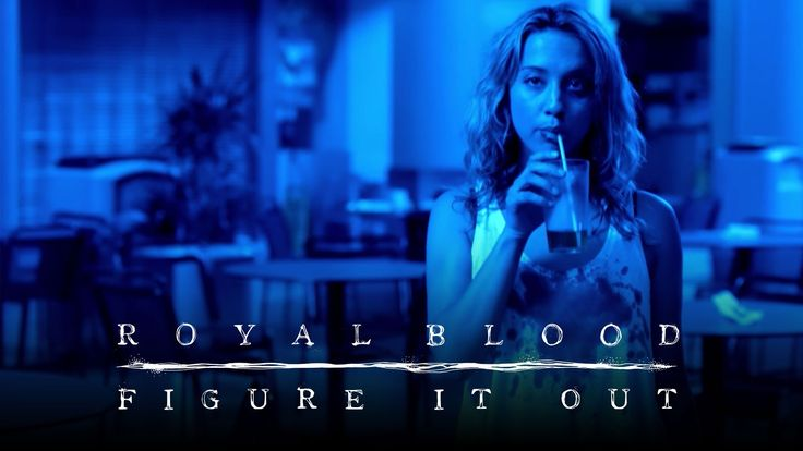 Royal Blood - Figure It Out [Official Video] red/blue/red/blue