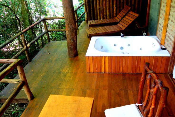 Luxury Hotels in the Rainforest in Puerto Iguazu, Argentina