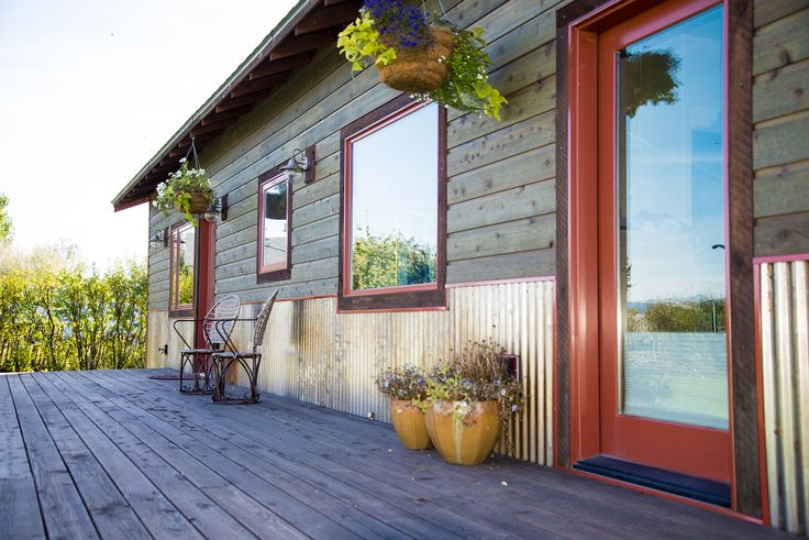 Corrugated Truten Siding Mobile Home Exteriors Metal
