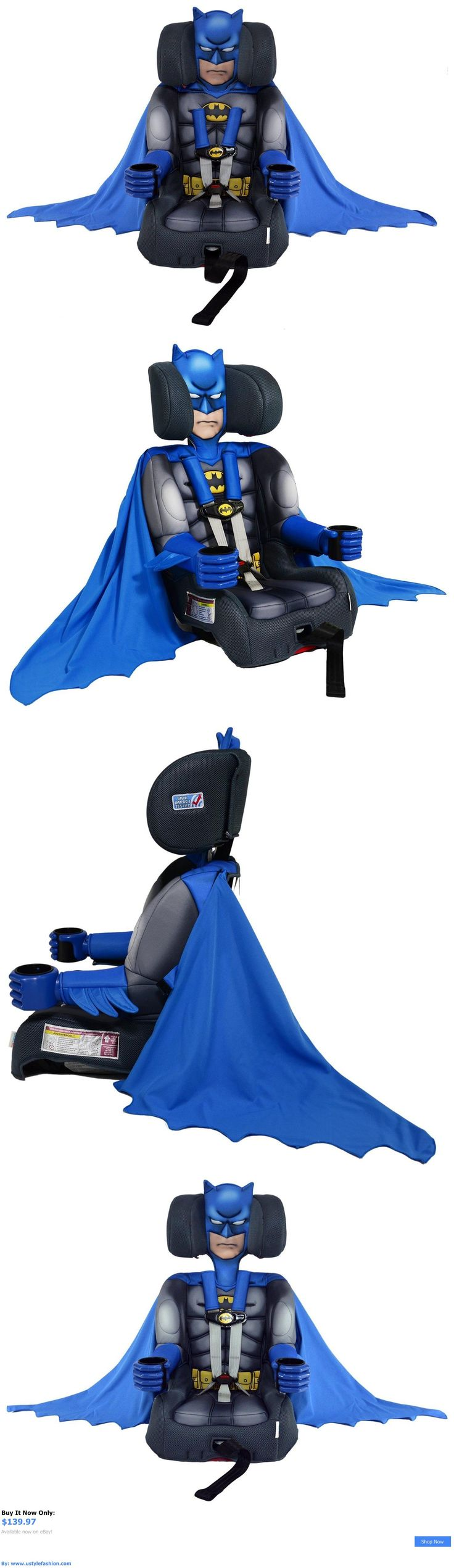 Booster Seats: Kidsembrace Deluxe Combination Booster Car Seat, 5 Point Harness Batman Car Seat BUY IT NOW ONLY: $139.97 #ustylefashionBoosterSeats OR #ustylefashion