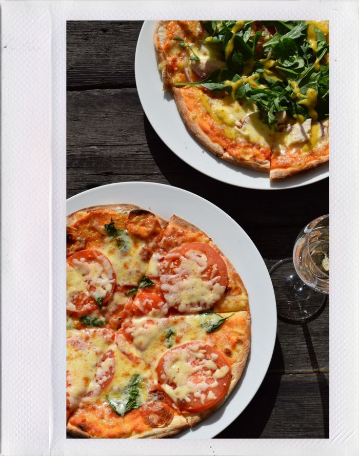 Lot 351   Cellar Door Sundays, wood oven pizza