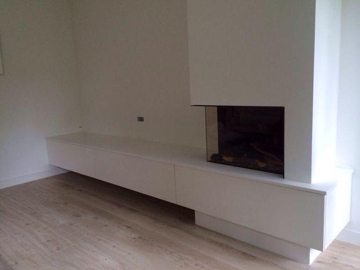 Zwevend meubel