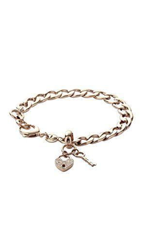 FOSSIL Armband JF00144791 Edelstahl rosegold - http://schmuckhaus.online/fossil/fossil-armband-jf00144791-edelstahl-rosegold