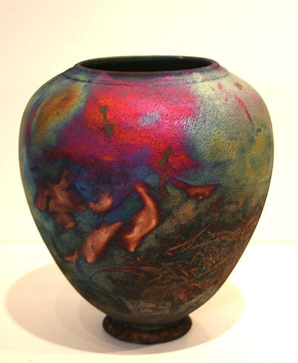 Raku Ceramics | Raku Pottery | Risak Pottery