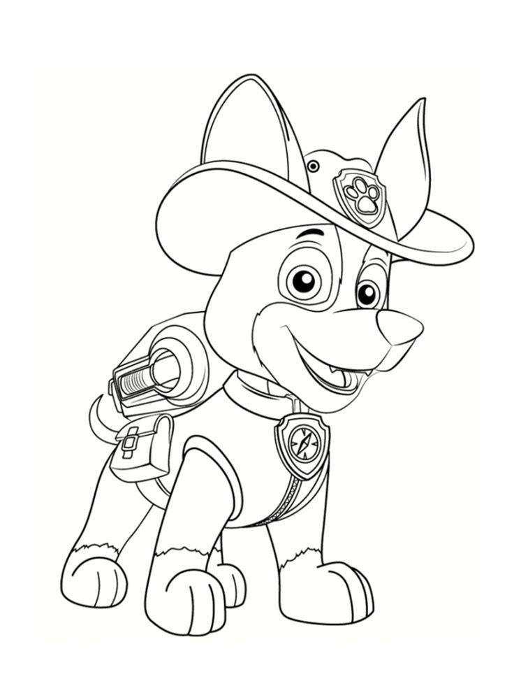 126 best dessins pat patrouille et autre dessin anim - Pat patrouille coloriage ...