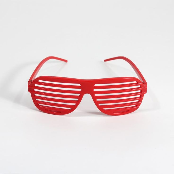 Party Shutter Glasses Sunglasses Party Favors lotted Shading Toy Sunglasses for Kids & Adults Costume