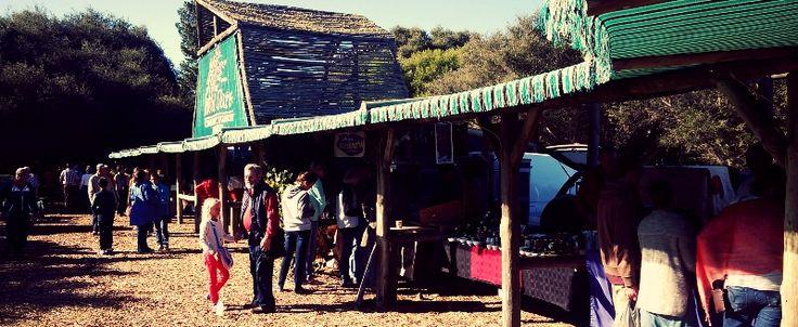 Wild Oats Farmes's Community Market, Sedgefield, South Africa