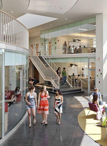 Milton Academy Pritzker Science Center MA