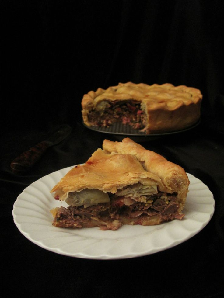 Pigeon Pie, v.2