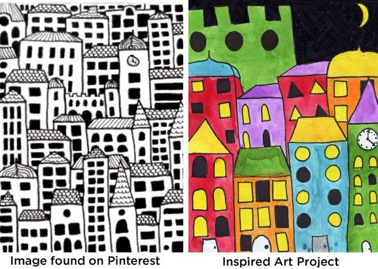 14 mejores imgenes de dibujos a linea en Pinterest  Dibujos