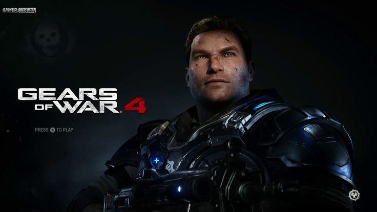 تختيم جيرز أوف وور 4 بارت1 البداية /Gears Of War 4 Gameplay Part 1