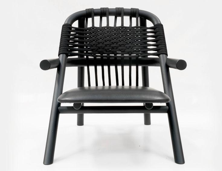 Charming UNAM Lounge Chair By Sebastian Herkner Amazing Ideas