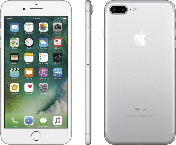 Apple iPhone 7 Plus   SAR:- 3199 USD:- 860 Rs:- 103000    Apple iPhone 7 Plus With FaceTime - 32GB, 4G LTE, Silver          Smart Phone   Apple iPhone 7 Plus in Saudi Arabia             Specification Details    Brand Apple