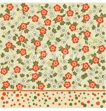 červené květinky