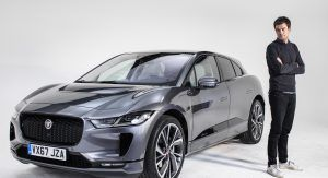 2019 Jaguar I-PACE Is A 395HP, All-Electric Tesla Model X Rival | Carscoops