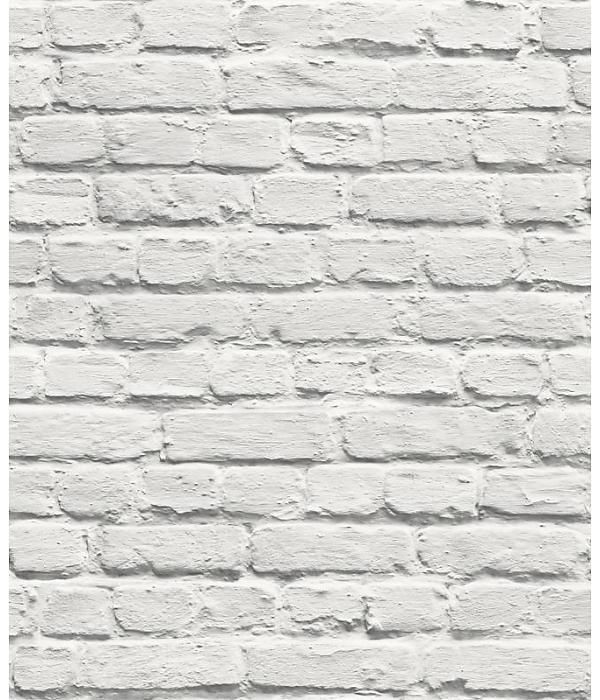 Dutch Wallcoverings Jett Setter Steenstrip wit