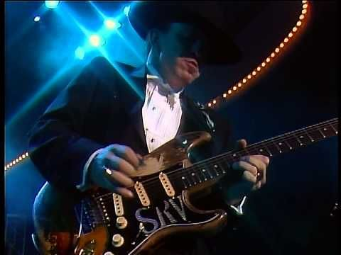 Stevie Ray Vaughan & Albert Collins Frosty Live In Washington Convention Center 1080P - YouTube