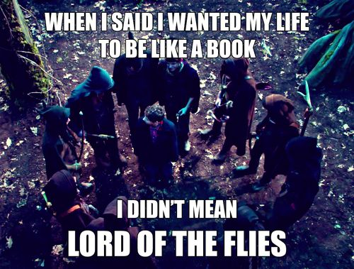 Lord of the Flies Summary and Study Guide