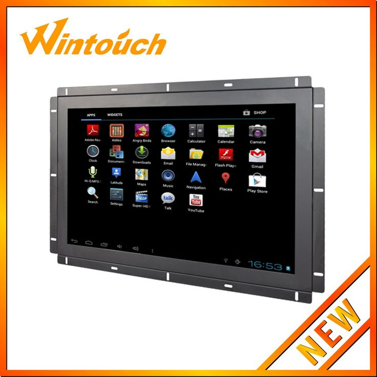 10.4 inch 15 inch 17 inch 18.5 inch 19 inch 21.5 inch 22inch led Open Frame lcd Monitor touch screen(compatible with ELO)