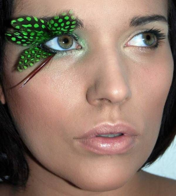 Idee make up farfalla per Carnevale (Foto) | Nanopress