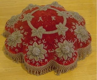 Victorian Pin cushion