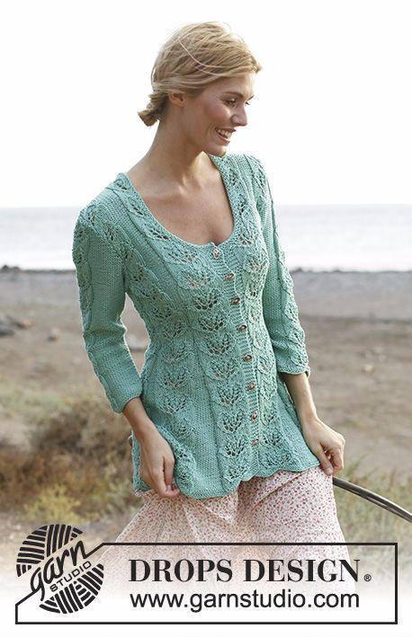 Grace / DROPS 138-5 - Free knitting patterns by DROPS ...