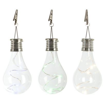 bed bath and beyond lighting. buy solar edison light bulb umbrella in clear from bed bath u0026 beyond and lighting