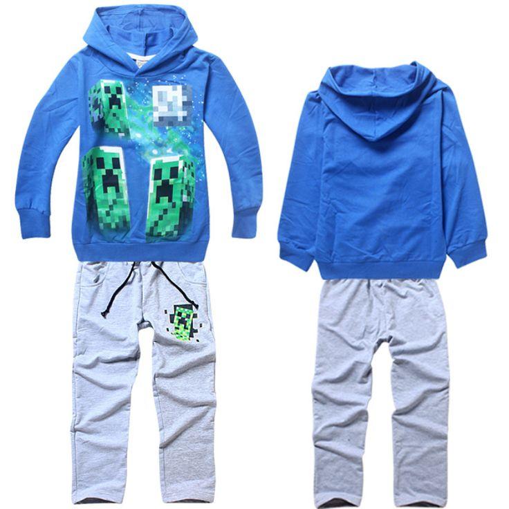$28.99 (Buy here: https://alitems.com/g/1e8d114494ebda23ff8b16525dc3e8/?i=5&ulp=https%3A%2F%2Fwww.aliexpress.com%2Fitem%2F5-14T-Kids-Clothes-Boys-Set-Children-s-Clothing-Children-s-Sets-Survetement-Enfant-Garcon-Vetement%2F32709299360.html ) 5-14T Kids Clothes Boys Set Children's Clothing Children's Sets Survetement Enfant Garcon Vetement Fille Ensemble Garcon for just $28.99