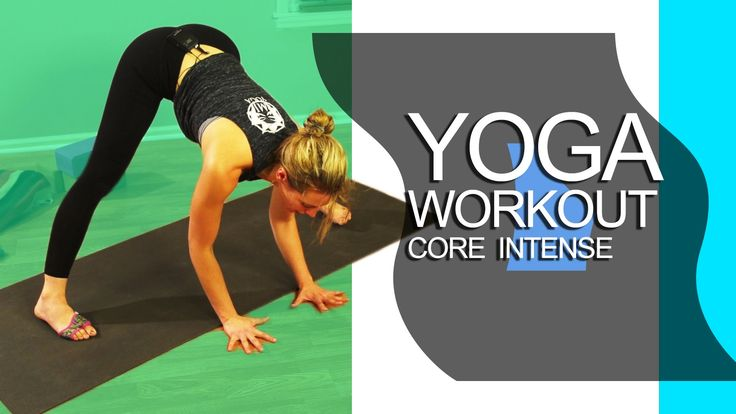 Core Intense YOGA