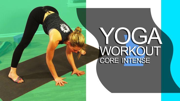 Core Intense YOGA
