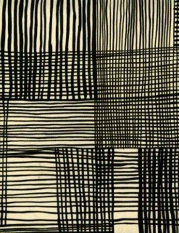 Luli Sanchez textiles -- textural