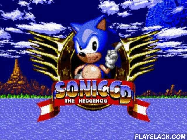 Sonic CD  Android Game - playslack.com , Go to a venture together with your rival rodent and aid him to stop a distorted Doctor Eggman in the game Sonic CD.